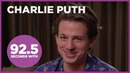 Charlie Puth Beatboxes His Hits 92 5 Seconds With KiSS 92 5