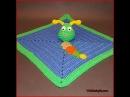 Crochet Tutorial Caterpillar Lovey