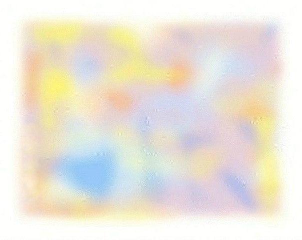 Если долго смотреть в центр картинки, то всё исчезнет.