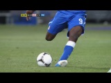 Mario Balotelli vs England EURO 2012 720p HD by Bodya Martovskyi