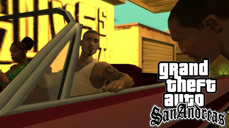 Grand Theft Auto San Andreas | Миссия 25 | Высокие ставки, низкая подвеска