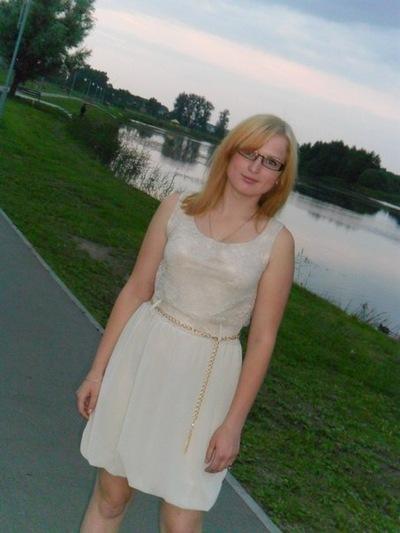 Вероника Гринкевич, 27 февраля 1992, Витебск, id105416597