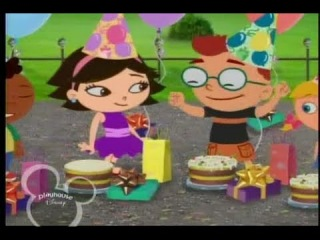 Little Einsteins season 1 episodes 6 - The Birthday Balloons - Full episodes