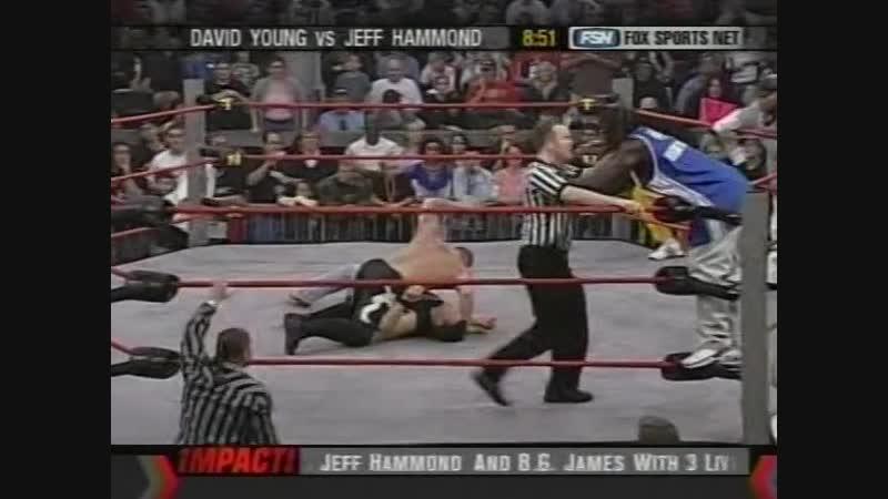 TNA Impact wrestling 2005 02 11