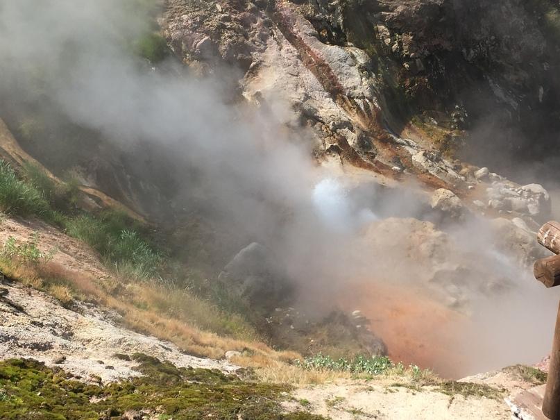 Вертолетная экскурсия. Извержение гейзера «Большой»