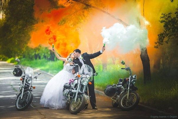 Цветной дым и дымовые шашки для фотосессии | 65