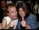 AC/DC Family Jewels Interviews [2005] Malcolm and Angus