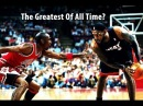 Michael Jordan Vs Lebron James - Who's The Greatest Of All Time HD
