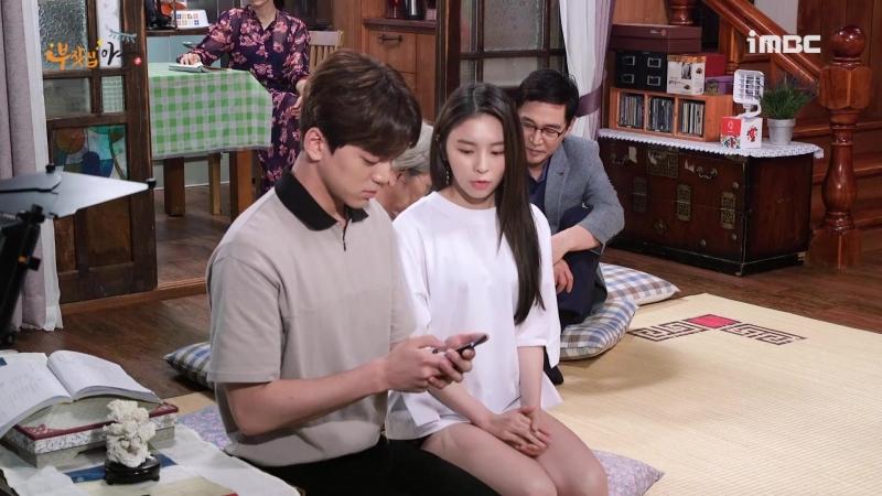 《메이킹》 귀염커플 김민규♥엘키 VS 유쾌커플 박재정♥심은진