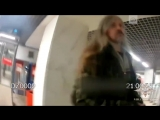 Нападение с ножом на сотрудника метро Пролетарская, Москва 19.03.2018