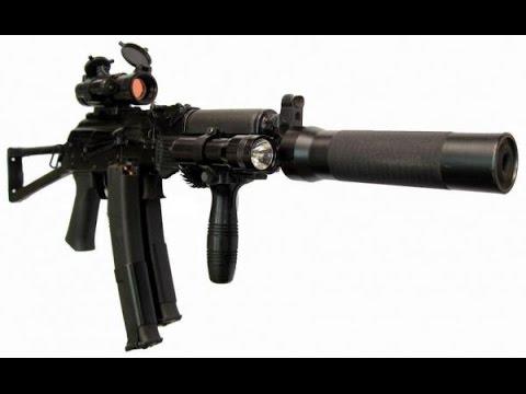 Пистолет пулемет Витязь СН