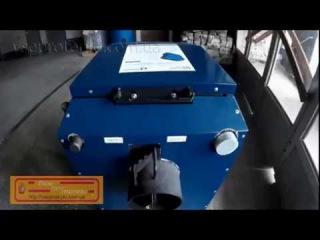 Твердотопливный котел Корди КОТВ-26 (с верхней загрузкой)