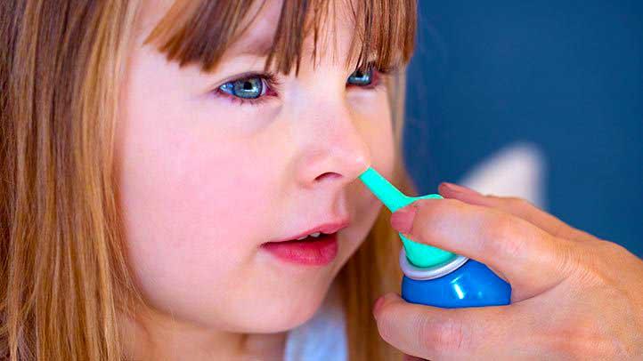 Как лечится синусит пазух носа