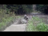 RR - Санек ху...рит на Can Am BRP outlander 650 Xmr GoPro