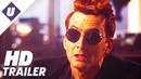 Good Omens - Official Teaser Trailer (2019) | David Tennant, Michael Sheen