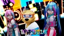 ≡MMD≡ Zabivaka Whistle 4KUHD60FPS