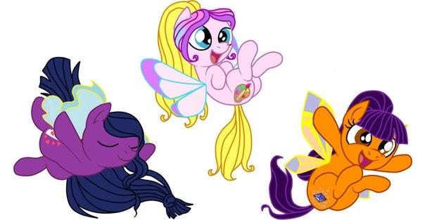 Игра Маленькая Пони Принцесса