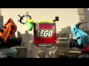 LEGO HERO FACTORY Evo XL vs Splitter Beast