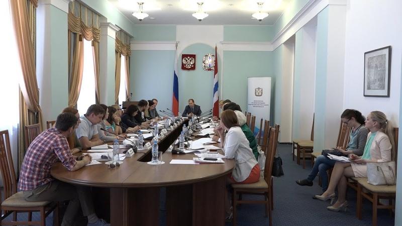 Заседание оргкомитета по проведению Года добровольца