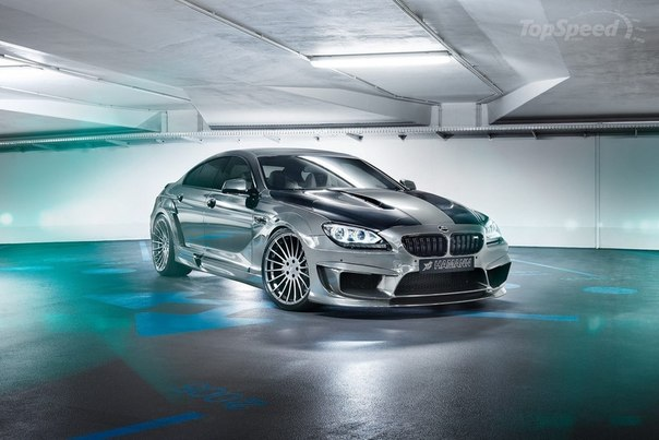BMW M6 Gran Coupe Mirr6r GC by Hamann