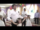 Танец пап и дочек в детском саду с. Петропаловская Борщаговка