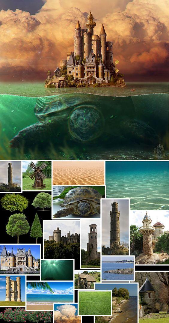 Использование фотографий в творчестве художника, изображение №6