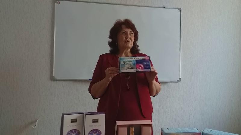 Коэнзим QH. Результаты применения. г. Костанай .