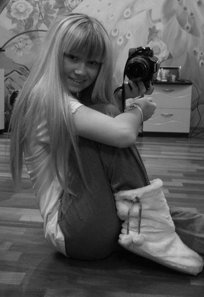 Вика Самсонова, 3 августа 1999, Новозыбков, id217488641