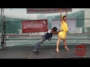 Son Improvisation - Dee Reggaetonera Johnson Mayet - International Dance Day 2014