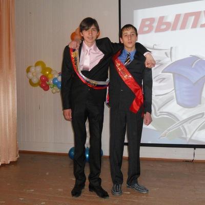 Женя Бурцаев, 13 августа 1997, Красноярск, id184263622