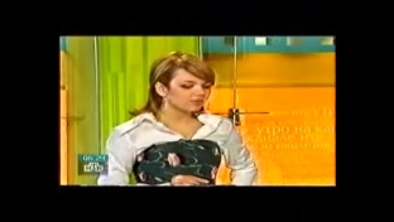 (staroetv.su) Утро на НТВ (НТВ, декабрь 2002) Валерий Шанин