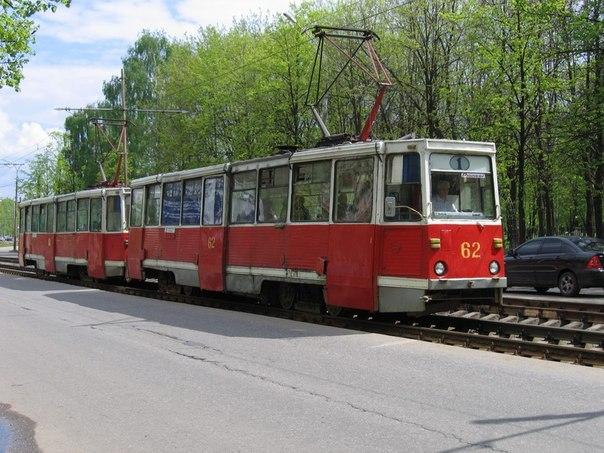 Трамвай Ярославля