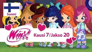 Winx-klubi: Kausi 7, Jakso 20 - «Pikkutytöt» (Suomi)