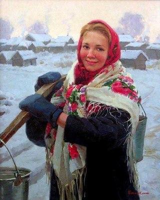 славянские картины: