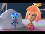 Фиксики смотреть Кодовый замок новая серия игра как мультик для детей