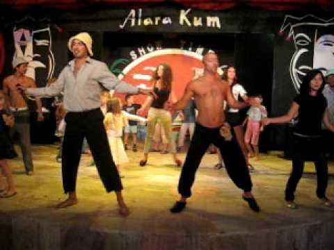 Турция 2009 Alara Kum 5* Клубный танец