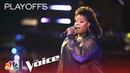 Kymberli Joye Shows Versatility with Radioactive - The Voice 2018 Live Playoffs Top 24