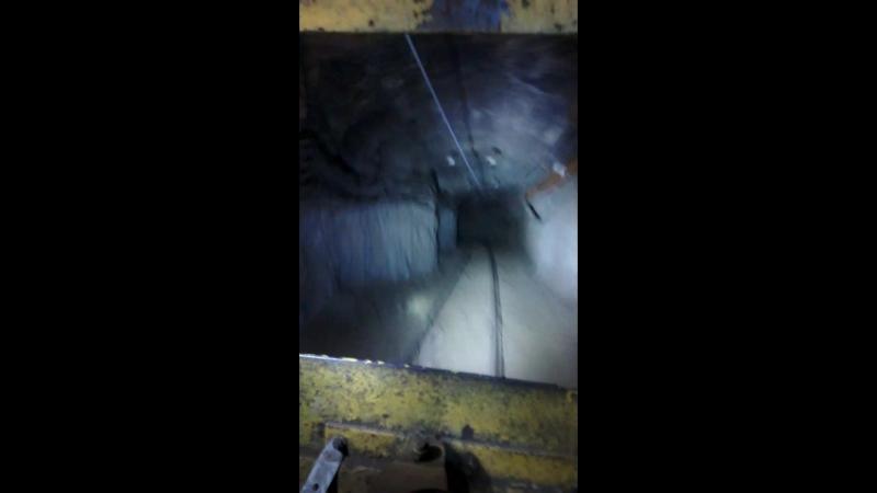 шахта губкин-300метров