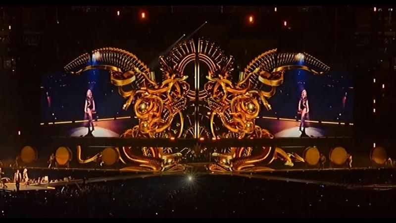 Taylor Swift - King Of My Heart Part 1 ( reputation Stadium Tour )