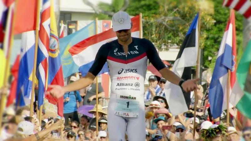 Ironman Triathlon Kona Motivation 201817