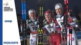 Highlights | Yulia Belorukova stuns the field in Ruka | Ruka | Ladies' Sprint | FIS Cross Country