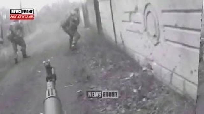 18 Контактный бой в Марьинке январь 2015 смотреть онлайн без регистрации
