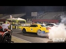 TWO Dodge Demons SMOKED by TESLA P100D 1/4 Mile Drag Racing