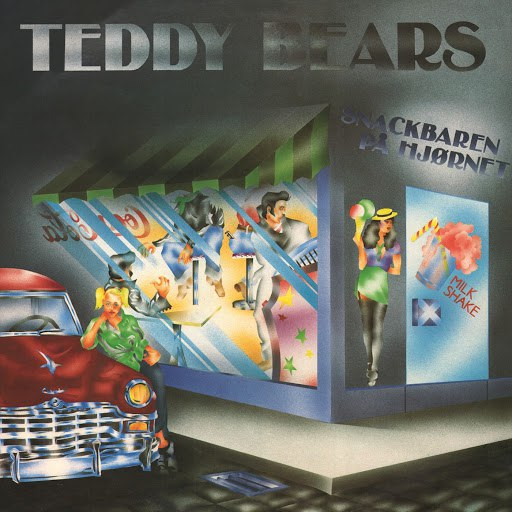 Teddybears альбом Snackbaren på hjørnet