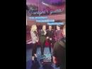 Найл на съёмках выпуска «The Late Late Show с Джеймсом Корденом» в Лондоне, Великобритания, 18/06