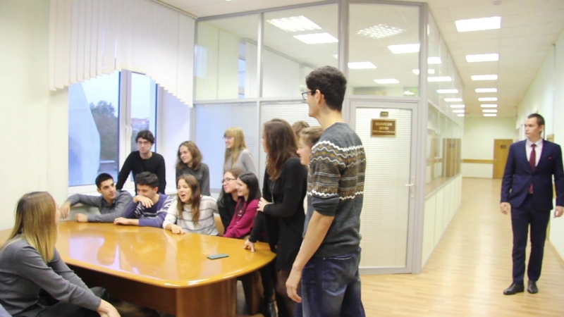Видео на посвящение в студенты от бакалавриата