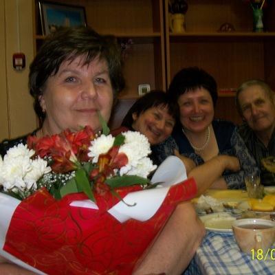 Татьяна Фокина, 18 сентября , Архангельск, id170908519