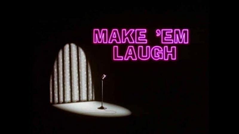 Batman The Animated Series Сезон 2 Серия 18 Рассмеши их Заставь их смеяться Make 'Em Laugh