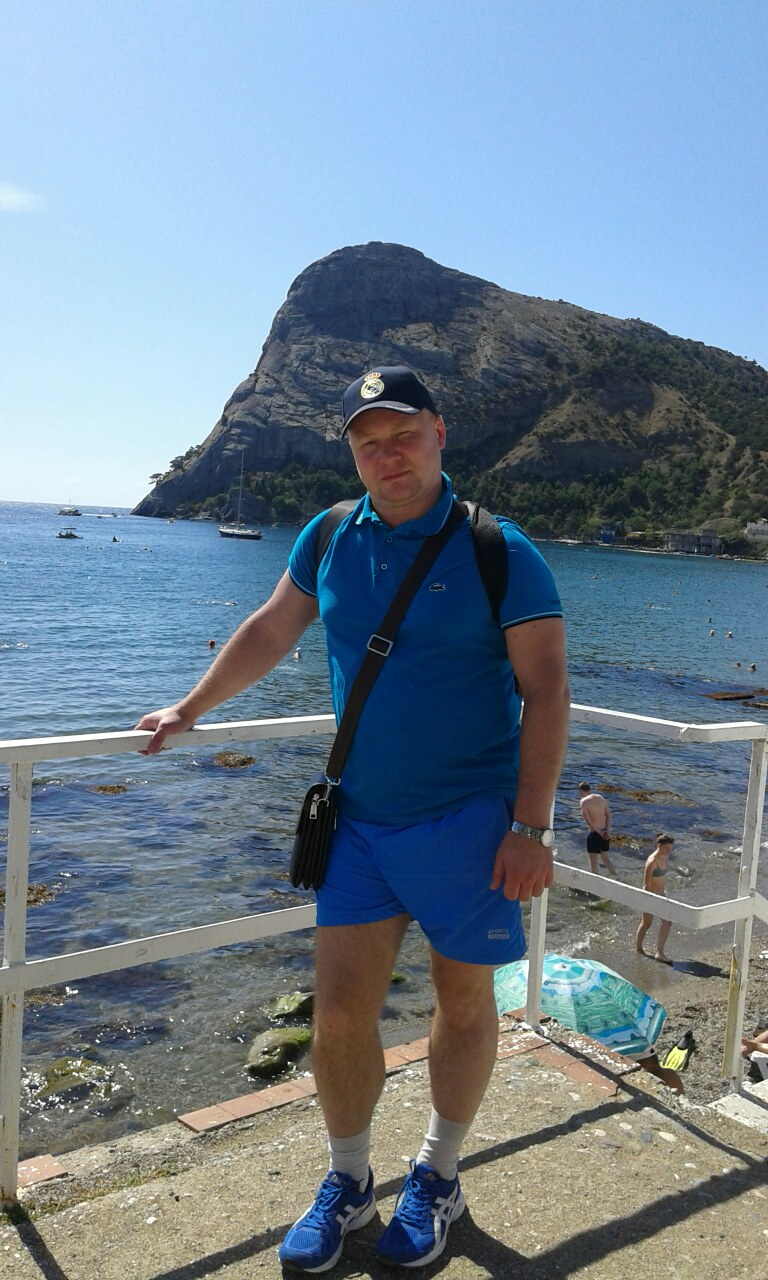Nikolay, 48, Saint Petersburg