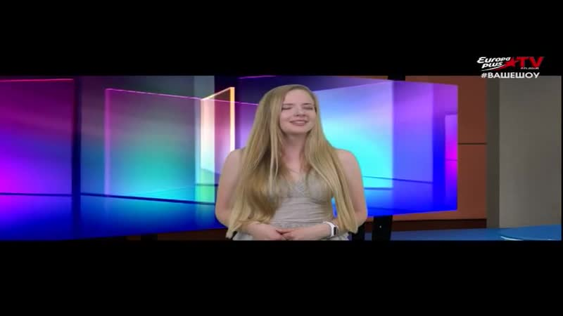 Топ 5 Беларуских клипов ведущая Ольга Крупенкова EUROPA PLUS TV БЕЛАРУСЬ 14 06 2019